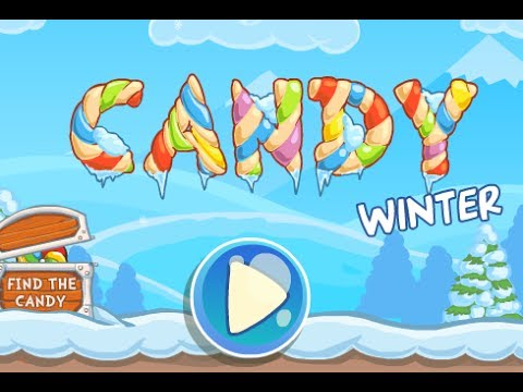 Find The Candy winter Level 1-20 Walkthrough