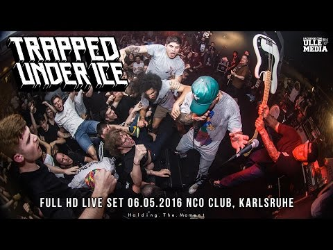 Trapped Under Ice - FULL HD LIVE SET - Karlsruhe, 06.05.2016