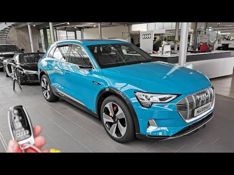 2019 Audi e-tron ADVANCED 55 quattro EDITION ONE
