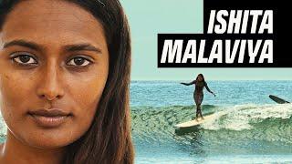 Ishita Malaviya é precursora do surfe indiano   Elas Dançam Com O Mar   Canal OFF
