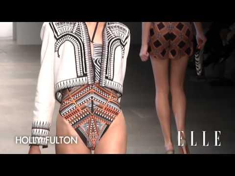 Holly Fulton SS 2012