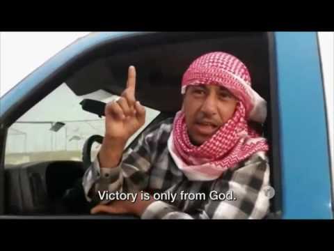 Destroying ISIS (U.S, Saudi Arabia, Iraq, Jordan and Turkey) (2017)
