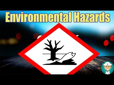 Environmental Hazards Associated with Marine Fuel Oils