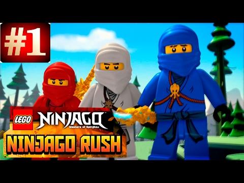 Игры Лего Ниндзя. Бесплатные игры Лего Ниндзяго онлайн.