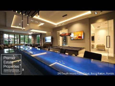 290 South Maya Palm Drive Boca Raton, Florida - Luxury Homes in South Florida