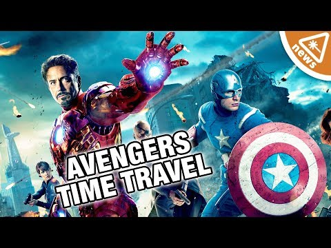 Is Everyone Wrong About Time Travel in Avengers 4? (Nerdist News w/ Jessica Chobot)