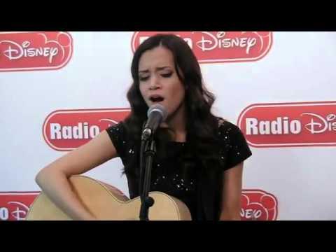 B-e-a-utiful - Megan Nicole live @ Radio Disney