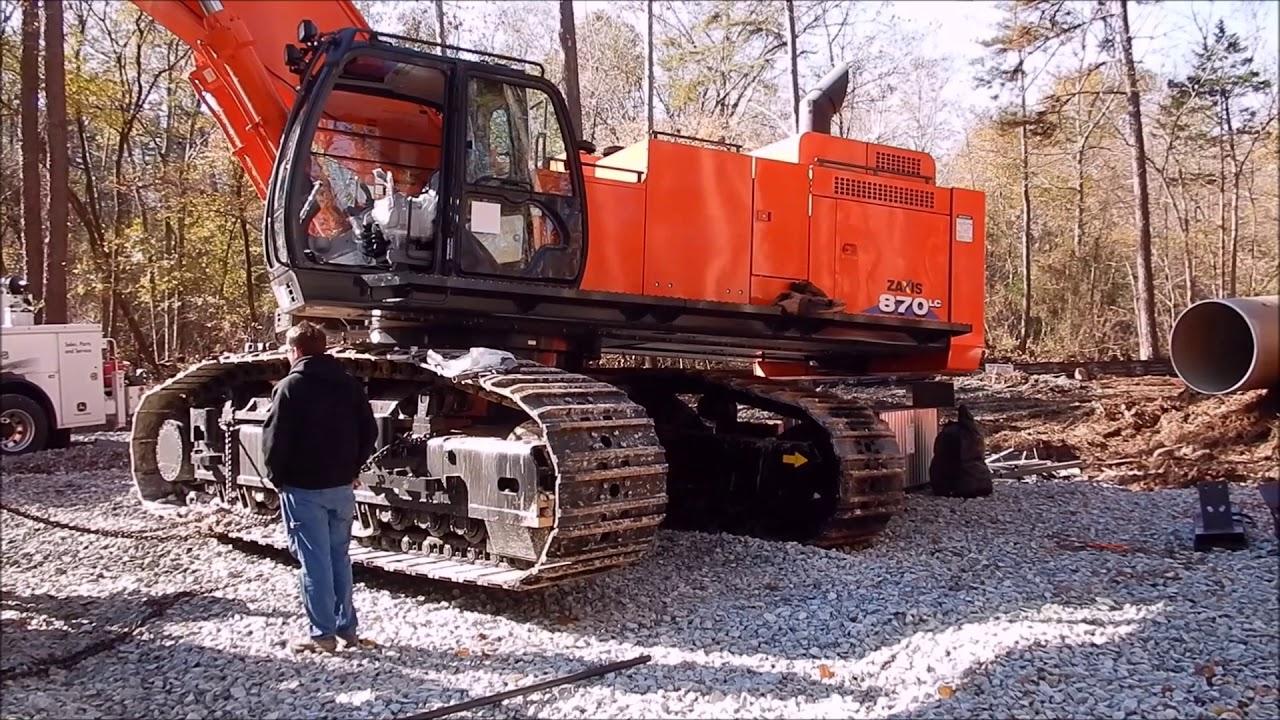 assembling-a-brand-new-hitachi-870-excavator