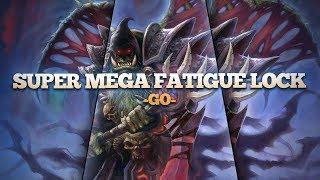 Super Mega Fatigue Warlock Go