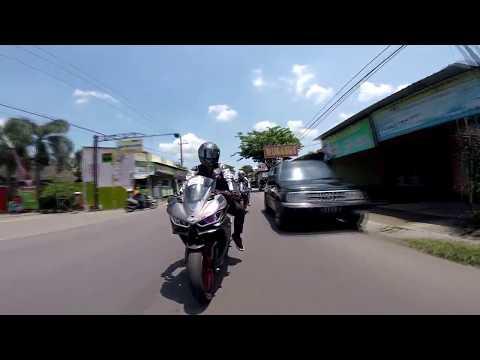 Touring R25 Comunity Surabaya Gas Gunung Kelud - Dynema