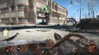 Fallout 4 продолжаем за институт Штурмуем Братство стали на ps4