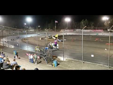 California Modlites at Bakersfield Speedway May 4 2019 main event