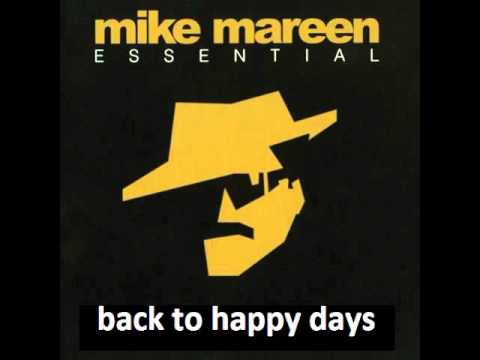 Mike Mareen  Back to Happy Days 1984