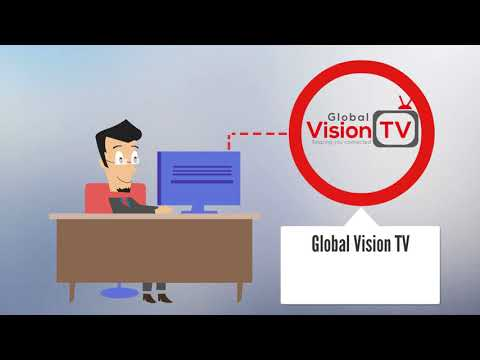 Global Vision TV Set