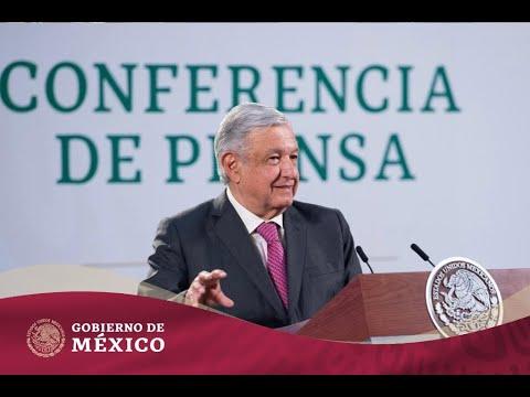 #ConferenciaPresidente | Miércoles 13 de enero de 2021