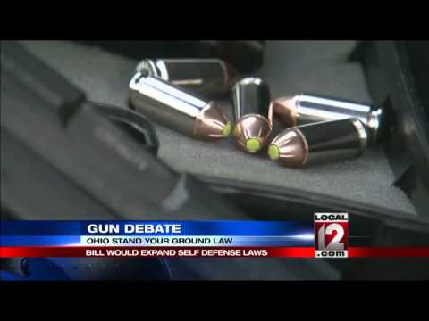 Bill would expand self-defense laws
