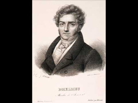 François-Adrien Boieldieu - Piano Concerto in F major - 1. Allegro