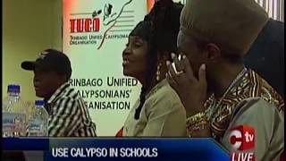 Calypso History Month Launched