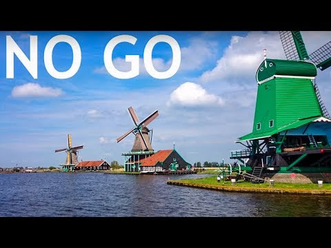 NoGo Zones in the Netherlands - a Guide for Pete Hoekstra, a la