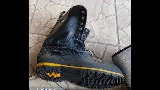 Обзор обуви от Baffin