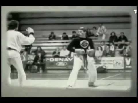 Jean-Claude Van Damme 1979 Fight Caught On Tape