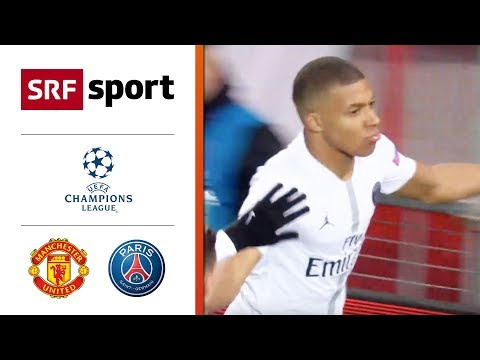 Manchester United - Paris St. Germain 0:2 | Highlights - Champions League 2018/19