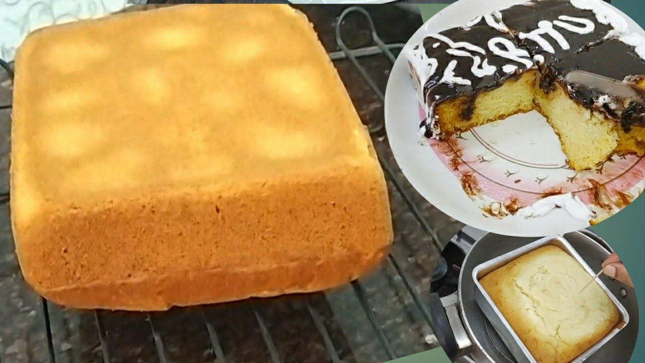 केक जो आसानी से घर पर बन सकें और क्रीम चाकलेट से सजाया जा सकें/Soft Cake Bread and basic Decoration