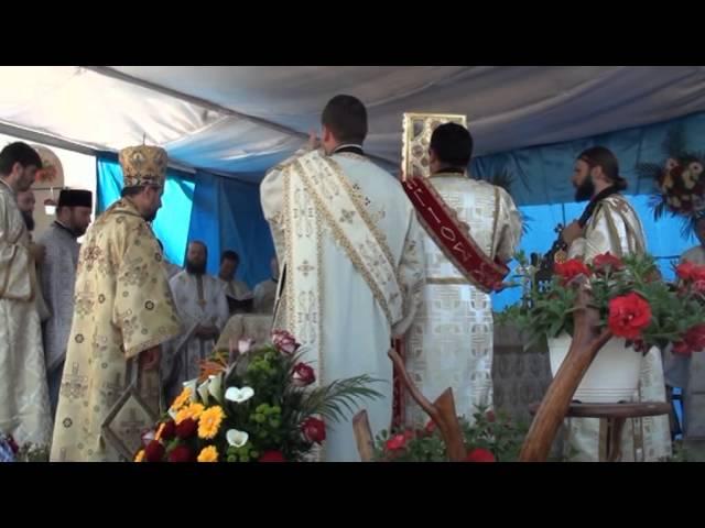 Sfin?irea Bisericii Învierea Domnului ?i Sfânta Ecaterina, Bârlad