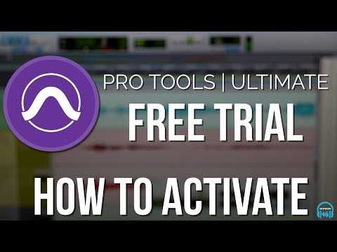Activate Pro Tools | Ultimate Free Trial Without an iLok (Or With One)
