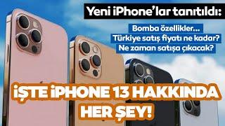 iPhone 13 fiyatı ve özellikleri belli oldu! iPhone 13 Türkiye satış fiyatı ne ka
