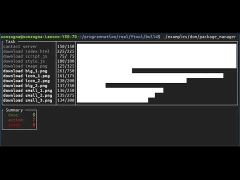 text-based user interface - cinemapichollu