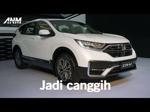 Honda CR-V Turbo 2021 Indonesia