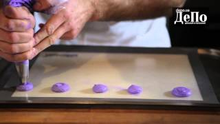 Печенье макарон:французский рецепт