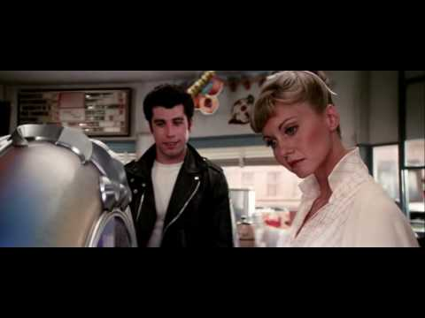 Grease  Danny apologizes to Sandy