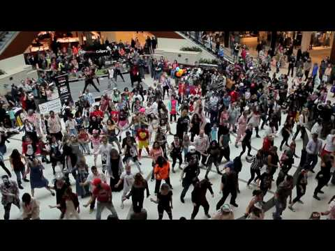 Thrill The World Calgary 2016: Official Video