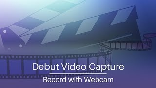 Download Video Debut Video Capture Software Tutorial | Record with a Webcam MP3 3GP MP4