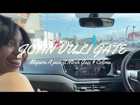 John Vuli Gate unofficial Music Video - Mapara A Jazz ft Ntosh Gazi & Colano