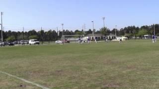 Wilbert Perez Goal vs Plantation FC 97B Copa