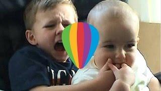 Charlie bit my finger - again ! ( Imagemess App )