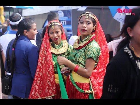 NEPAL FESTIVAL 2016 in Melbourne on Hello Australia Tv