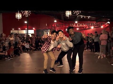 Sean Lew, Josh Price, & Julian De Guzman - Im Better  | Willdabeast Choreography @MissyElliot