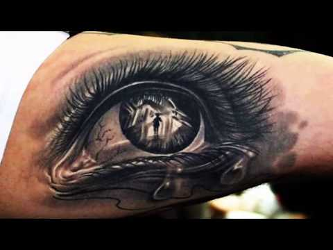 Crazy 3D Tattoos pictures That Will Twist Your Mind - most Amazing ...
