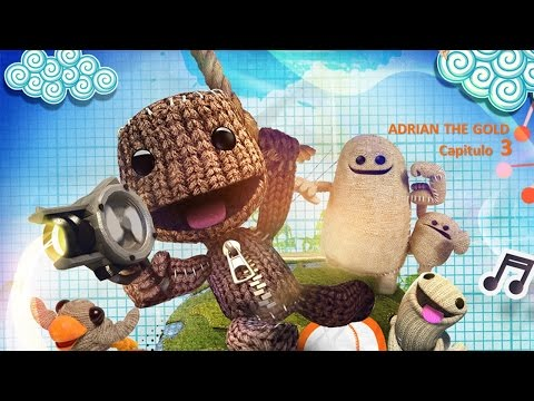 LITTLE BIG PLANET #3 - ADRIAN THE GOLD