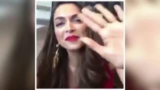 IIFA Awards 2016 Madrid   Salman Khan & Deepika Padukone Arriving In Hotel