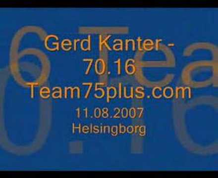 Gerd Kanter - best throws in 2007