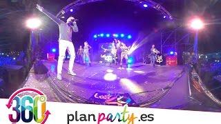 DASOUL - El no te da   Los40 Murcia Pop 2016