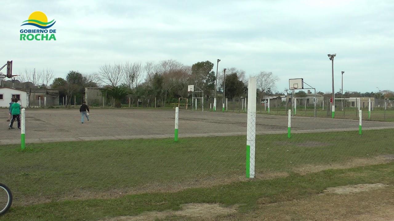 Plaza de deportes