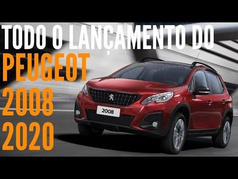 🚙 Todo o lançamento do PEUGEOT 2008 2020 ALLURE e GRIFFE no Brasil - BlogAuto