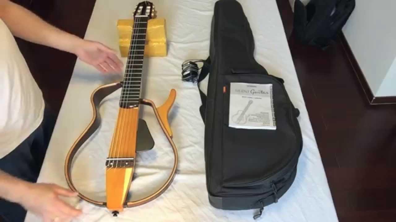 Yamaha Silent Guitar Review