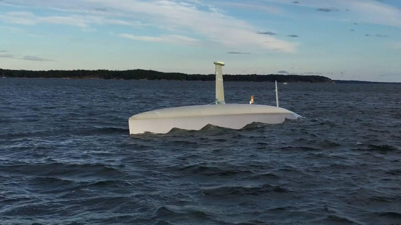 båt på grund möja